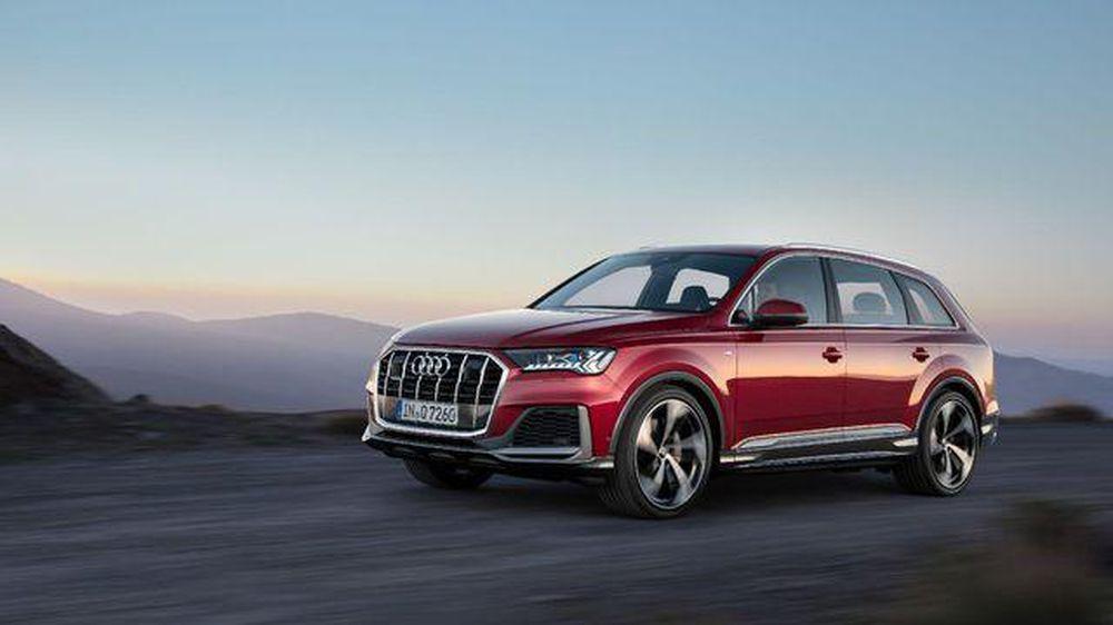Audi Q7 2020 Vừa Ra Mắt được Nang Cấp Những Gi Bao Chất Lượng Việt Nam