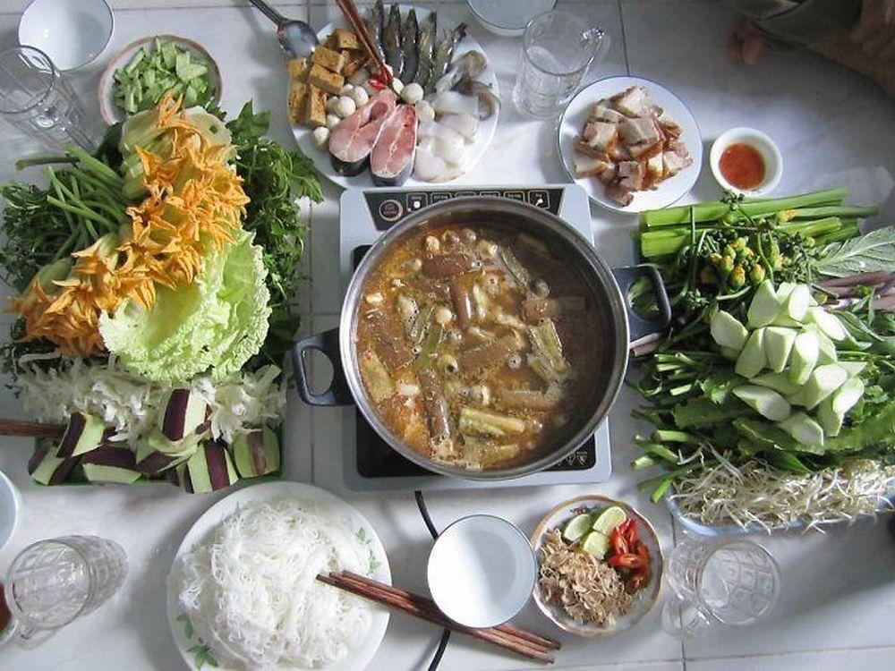 Lẩu mắm U Minh, món ăn 'bốc mùi' nhưng ngon quên lối về ở Cà Mau ...