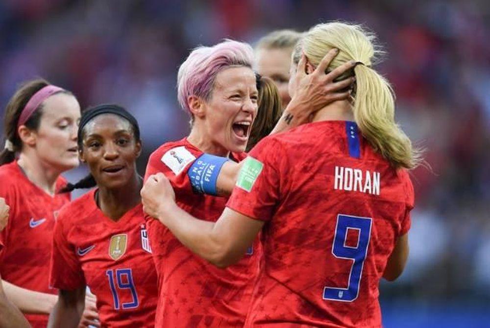 Trận chung kết World Cup bóng đá nữ có nhiều cầu thủ LGBT công ...