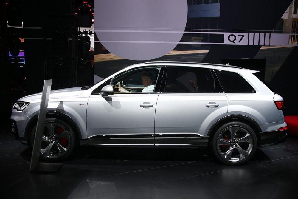 Audi Q7 2020 Xuất Hiện Nội Thất Sang Va Hiện đại Zing Tri Thức Trực Tuyến