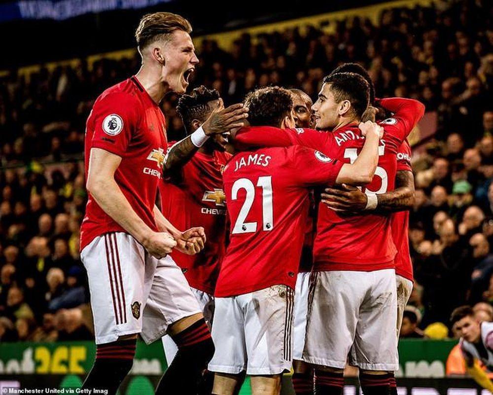 """Kết quả hình ảnh cho Manchester United vs Norwich City"""""""