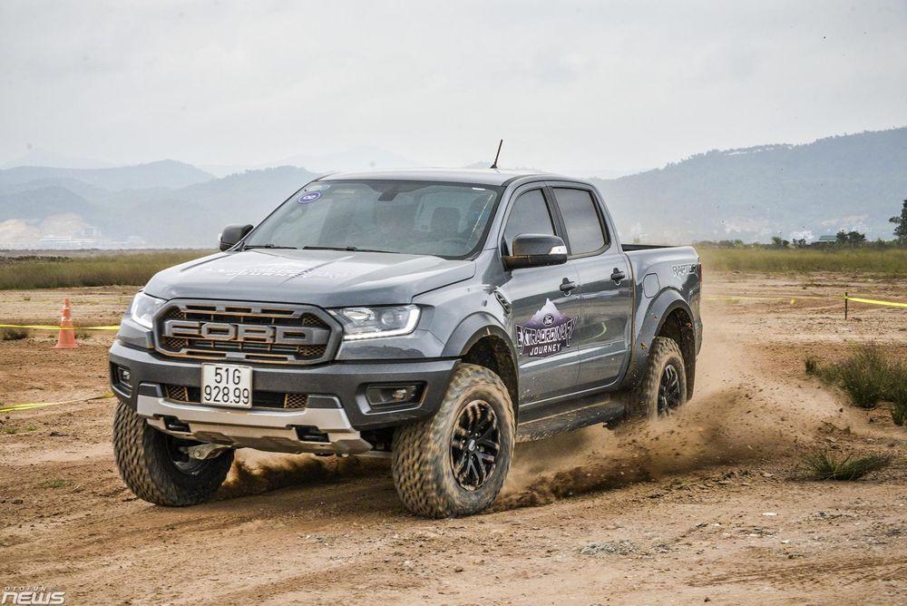 Ford Ranger Raptor 2020 Sở Hữu Một Loạt Trang Bị Mới Vnmedia