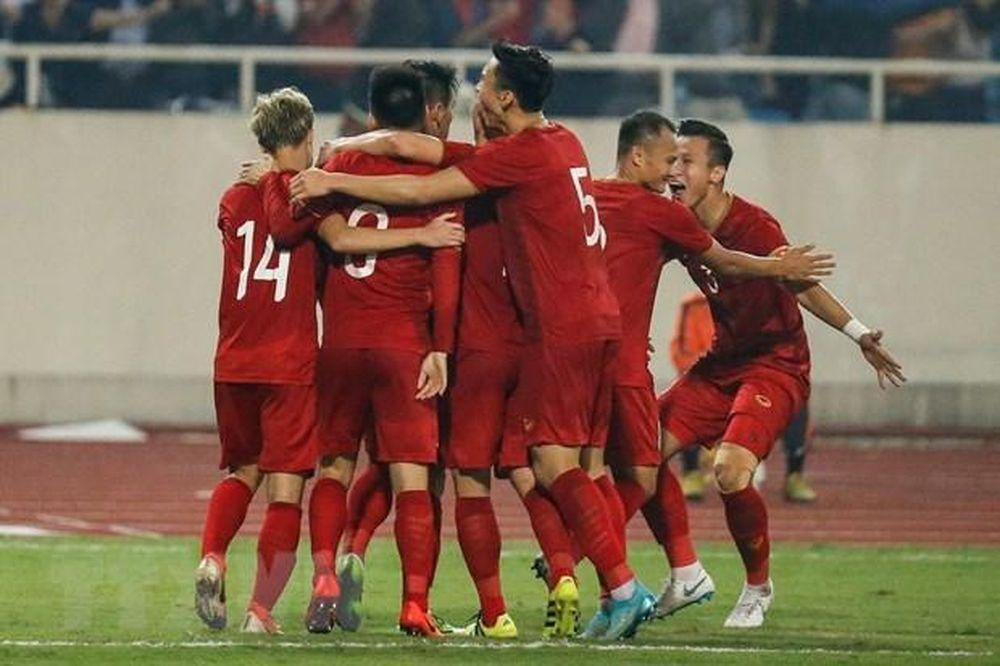 Bong đa Việt Nam Tiếp Tục Thăng 3 Bậc Tren Bảng Xếp Hạng Fifa Bao Vietnamplus