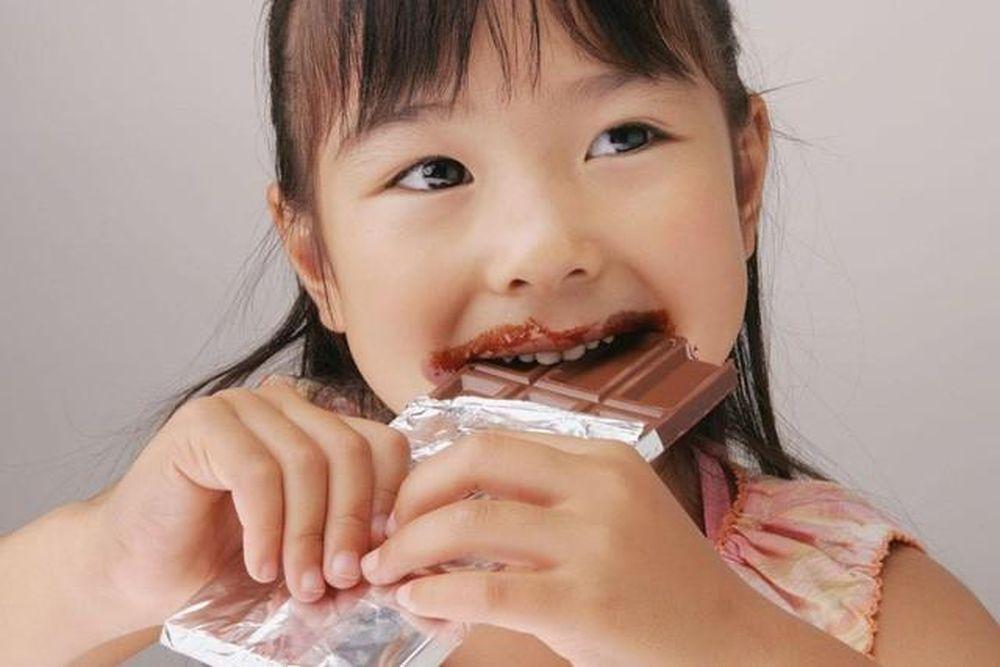 Những lưu ý khi chọn đồ ngọt cho trẻ - Báo Gia Đình & Xã Hội