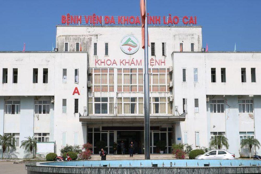 Bệnh viện đa khoa tỉnh Lào Cai thông tin về kết luận thanh tra của ...
