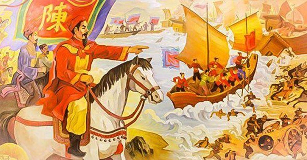 10 trận đánh nổi tiếng trong 3 lần kháng chiến chống Mông - Nguyên ...