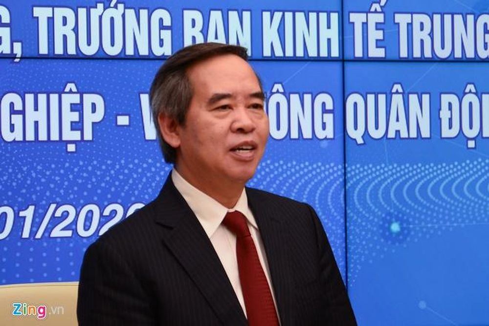 Ong Nguyễn Văn Binh Khong Phải Cứ Dnnn La Khong Co Cạnh Tranh Zing Tri Thức Trực Tuyến
