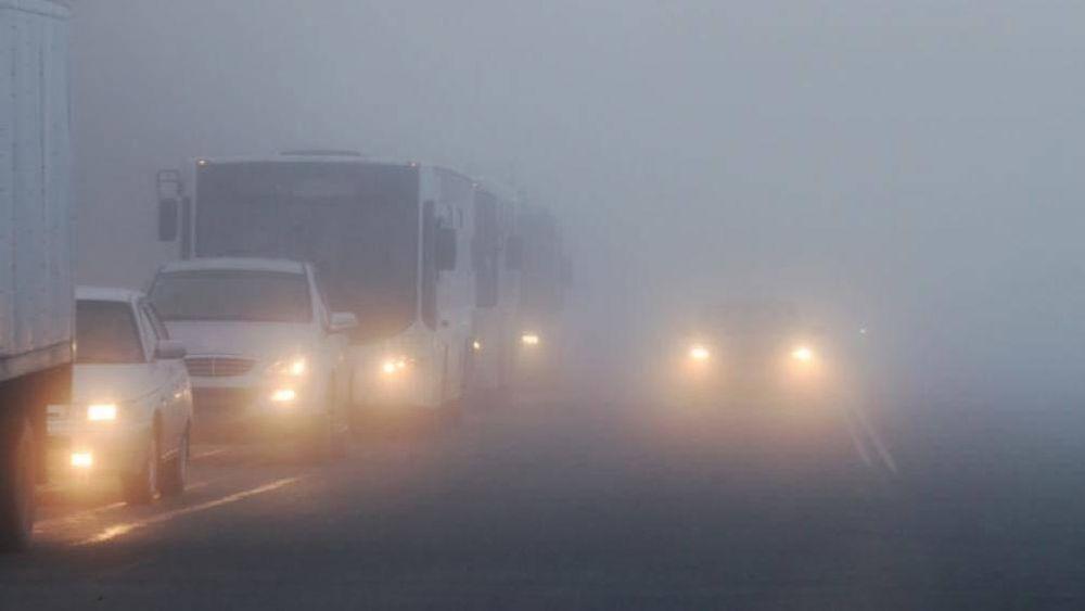 Lái xe gặp phải sương mù cần chú ý điều gì để đảm bảo an toàn? - Xe Giao  Thông