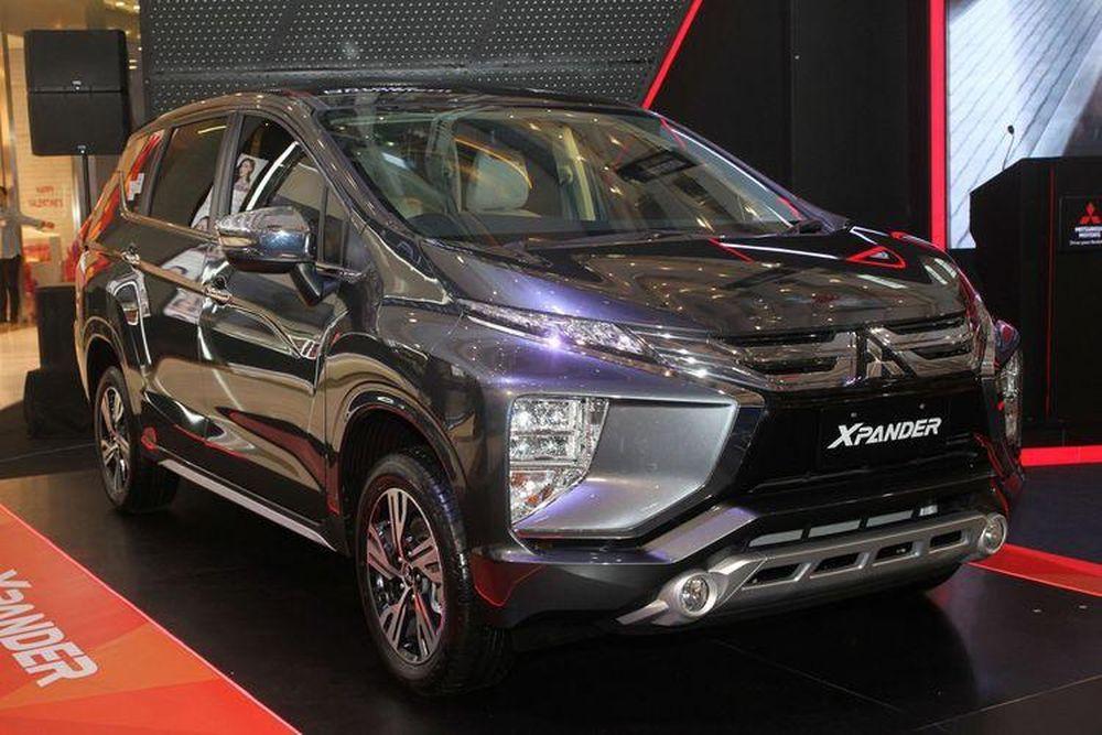 Với giá bán từ 346 triệu đồng, Mitsubishi Xpander 2020 mới ra mắt ...