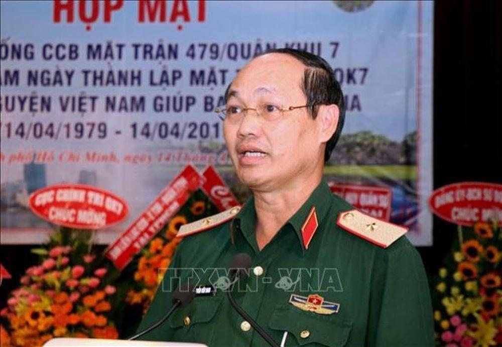 Tướng Nguyễn Văn Nam Lam Tư Lệnh Bộ Tư Lệnh Tp Hcm Bao Vtc News