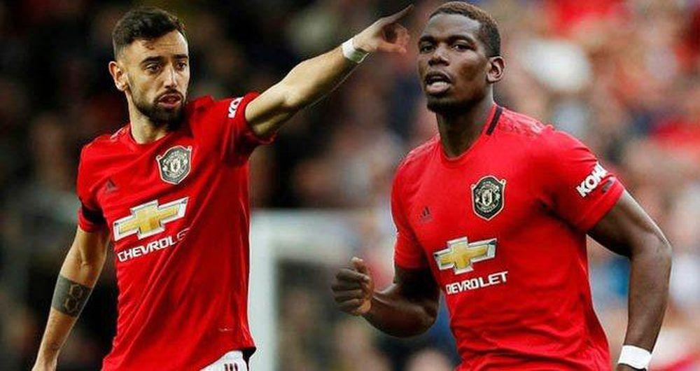Tiền vệ Manchester United hài lòng với các tân binh - tin thể thao ngày 11/10/2020