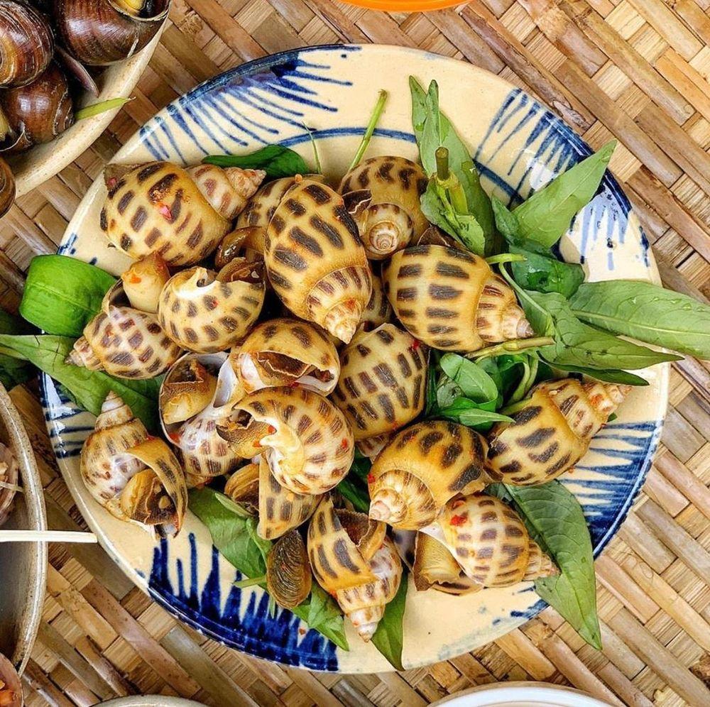 Ốc hương và các món hải sản tín đồ sành ăn không thể bỏ qua - Zing - Tri thức trực tuyến