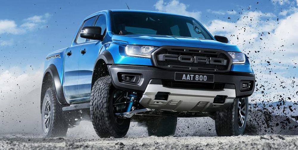 đanh Gia Mẫu Ban Tải Ford Ranger Raptor 2020 Với Gia Ban Khởi điểm
