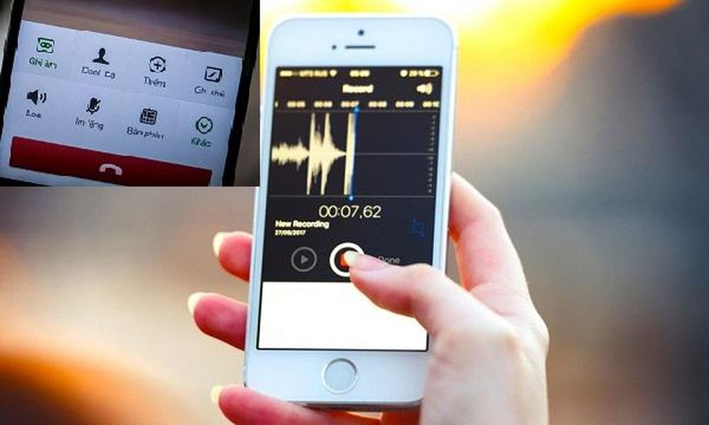 Cách ghi âm cuộc gọi trên iPhone