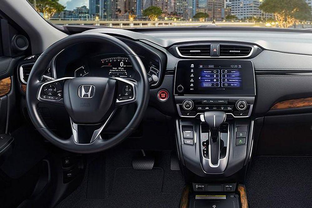 Honda CR-V 2020 bản lắp ráp lần đầu xuất hiện trên phố Việt - Báo Kiến Thức
