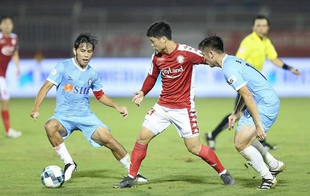 Bảng Xếp Hạng Vong 8 V League 2020 Ngay 6 7 2020 Cong Phượng Ghi Ban Tp Hcm Vẫn Thua đau Thời đại