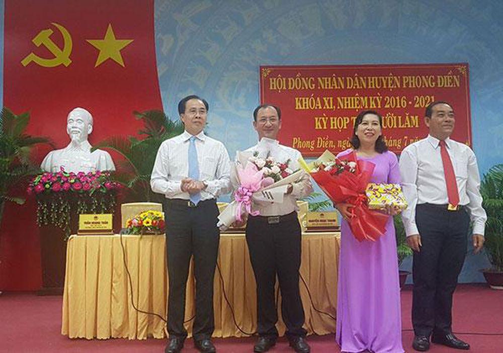 Ong Nguyễn Trung Nghĩa được Bầu Giữ Chức Chủ Tịch Ubnd Huyện Phong Diền Bao Cần Thơ