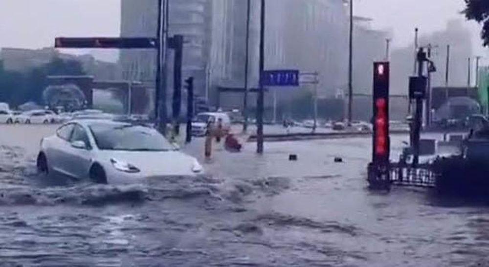 Tin Lũ Lụt Mới Nhất ở Trung Quốc đập Tam Hiệp Thất Bại Trong Kiểm Soat Lũ Cố đo Ngập Trong Biển Nước Bao Gia đinh Xa Hội