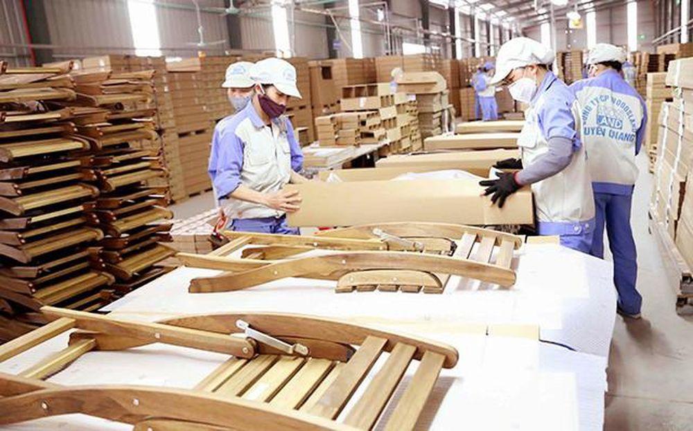 Vị thế mới của xuất khẩu gỗ