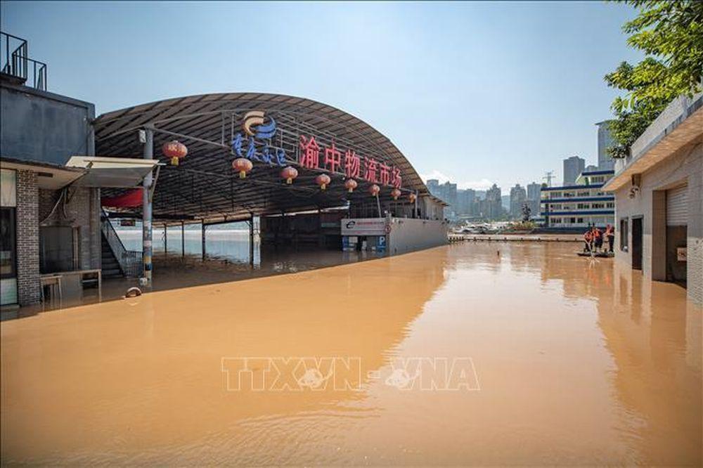 Trung Quốc Nang Cấp độ ứng Pho Với Lũ Lụt Bao Tin Tức Ttxvn