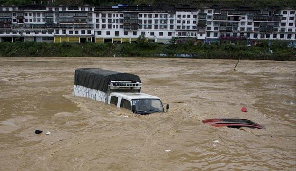 Tin Lũ Lụt Mới Nhất ở Trung Quốc Diễn Biến Xấu Mưa Lớn Chuyển Hướng Sang Miền Tay Bao Gia đinh Xa Hội