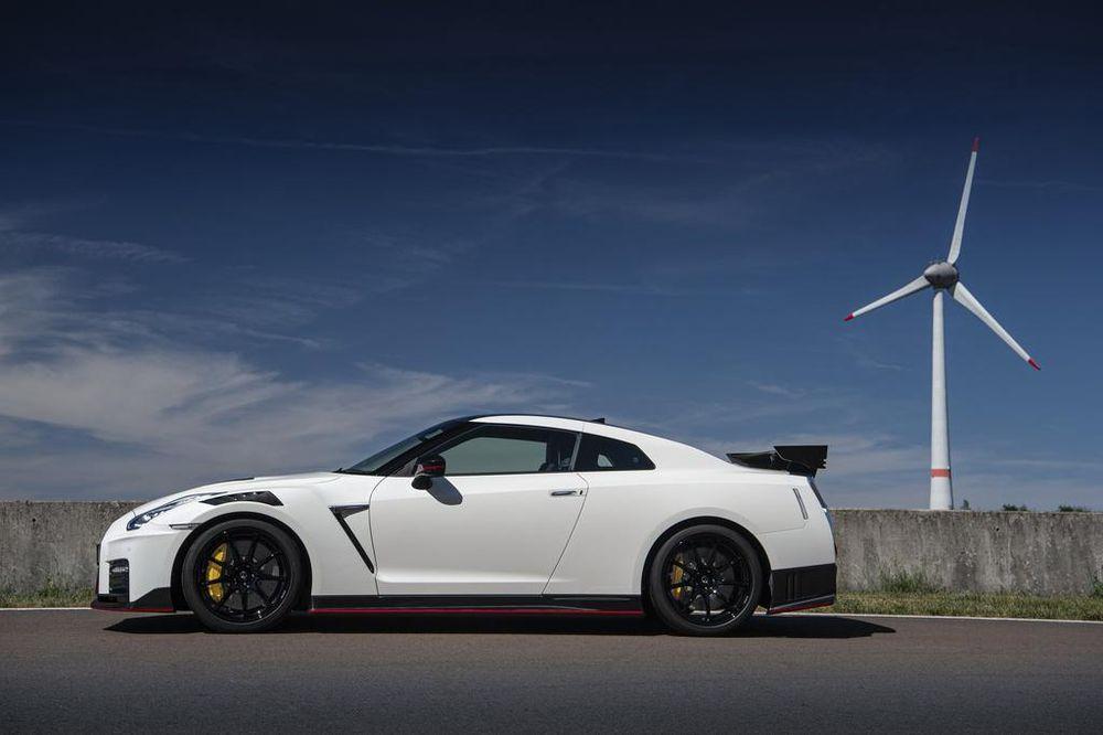 Nissan GT-R 2021 ra mắt, giá từ 113.500 USD - Zing - Tri thức trực tuyến