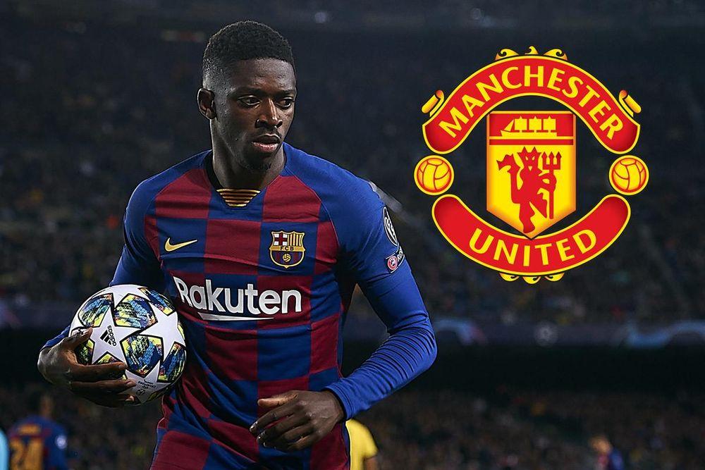 Manchester United quay lại đàm phán Dembele là bản tin thể thao quốc tế ngày 7/11/2020 đáng chú ý