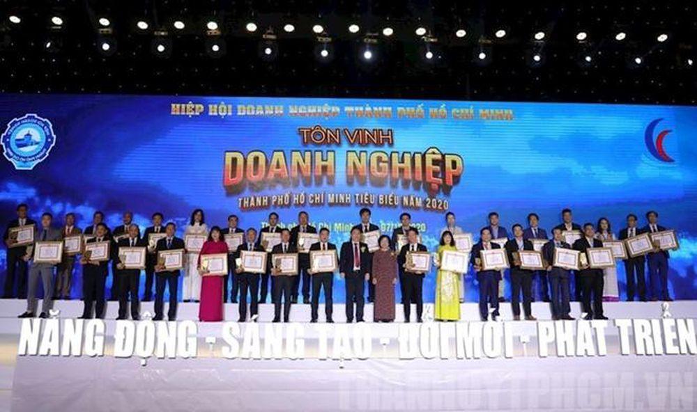 Vinh danh 100 doanh nhân, doanh nghiệp tiêu biểu - Báo Công An Nhân Dân