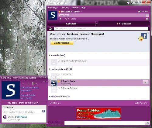 Tượng đài' Yahoo Messenger chính thức sụp đổ - Tạp chí Xã Hội Thông Tin