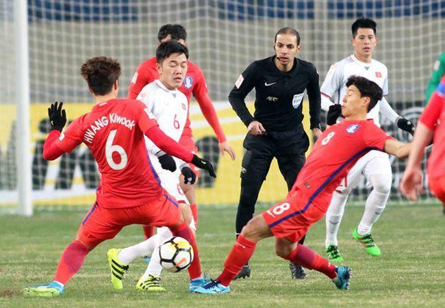 Xem trực tiếp Olympic Việt Nam vs Olympic Hàn Quốc trên VTV6