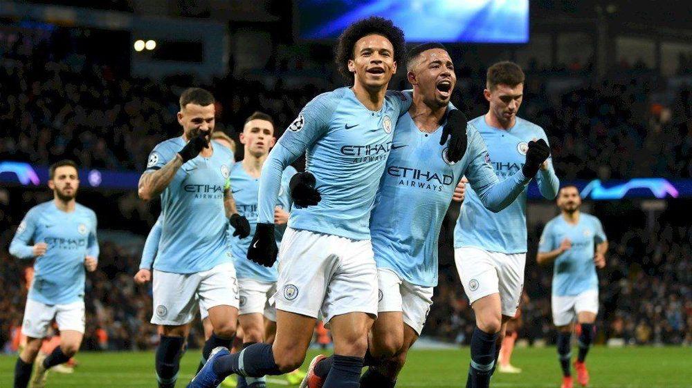 Kết quả hình ảnh cho man city champions league