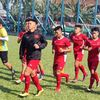 Với động lực từ các lứa đàn anh, U16 Việt Nam sẽ mở đầu cho tham vọng giành vé dự World Cup U17 bằng trận mở màn gặp U17 Ấn Độ vào lúc 19 giờ 45 phút ngày 21-9 tại VCK U16 châu Á 2018