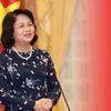 Infographic: Tóm tắt tiểu sử quyền Chủ tịch nước Đặng Thị Ngọc Thịnh