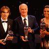 Đêm 24/9, tại London, Liên đoàn bóng đá thế giới (FIFA) đã tổ chức Gala vinh danh các danh hiệu xuất sắc nhất trong năm của làng túc cầu giáo. Không nằm ngoài dự đoán của nhiều người, tiền vệ đội trưởng của Croatia, Luka Modric đã giành chiến thắng quan trọng nhất trong hạng mục 'Cầu thủ xuất sắc nhất' của FIFA.