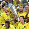 Đánh bại Argentina, Brazil giành cúp siêu kinh điển Nam Mỹ