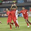 Myanmar thắng đậm Campuchia, đẩy tuyển Việt Nam xuống vị trí thứ ba