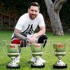 Tính đến nay, siêu sao người Argentina đã sở hữu tổng cộng 160 danh hiệu cá nhân trong sự nghiệp.
