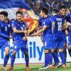 Trong chiến thắng 4-2 của đội tuyển (ĐT) Thái Lan trước kình địch bảng B Indonesia, tiền đạo Adisak Kraisorn tiếp tục 'nổ súng', ghi bàn thắng thứ 7 tại AFF Cup 2018.