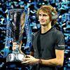 Thắng sốc Djokovic, Zverev lần đầu lên ngôi tại ATP Finals
