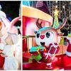 61 trung tâm thương mại Vincom rực rỡ đón Giáng Sinh sớm