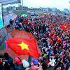 Ngày mai khán giả Quảng Ninh sẽ được xem trận chung kết lượt về qua màn hình LED 'SIÊU KHỦNG'