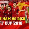 Tuyển Việt Nam vô địch AFF Cup: Chiến tích vinh quang của thế hệ vàng