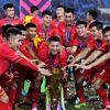 FIFA chúc mừng thành công của ĐT Việt Nam