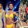 Lạ đời như H'Hen Niê: Tháng trước 'gây bão' Miss Universe, 30 ngày sau về quê cuốc ruộng bắp