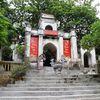 Tỉnh Thanh Hóa vừa có văn bản gửi Bộ Văn hóa, Thể thao và Du lịch đề nghị trình Thủ tướng Chính phủ quyết định xếp hạng Di tích quốc gia đặc biệt đối với Khu di tích lịch sử và danh lam thắng cảnh núi Trường Lệ, thành phố Sầm Sơn.