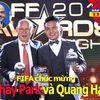 Chủ tịch FIFA chúc mừng thầy trò HLV đội tuyển quốc gia Việt Nam; TNG Thái Nguyên được bầu Hiển 'giải cứu'; CLB Trung Quốc tung tiền hỏi mua 'Messi Thái'.