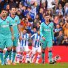 Barcelona đã gây thất vọng lớn khi để hòa Sociedad 2-2 tại Anoeta ở vòng 17 La Liga. Đoàn quân của HLV Valverde có nguy cơ mất ngôi đầu bảng vào tay Real Madrid sau loạt trận đêm nay.