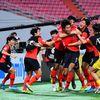Cú đánh đầu của 'tòa tháp' Jong Tae-wook ở phút 113 trận chung kết, đã giúp U23 Hàn Quốc đánh bại Saudi Arabia với tỷ số 1-0, để lên ngôi vô địch giải U23 châu Á 2020.