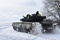 Lần đầu tiên trong lịch sử, siêu tăng T-80 có mặt ở Viễn Đông