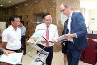 19 tỉnh, thành phố Nam Bộ nhận sản phẩm kỹ thuật của ngành Tài nguyên và Môi trường